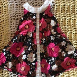 Beautiful lil girls dress by GYMBOREE SIZE 12-18m